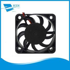 厂家直销逆变器加湿器4007 12V 含油超薄直流散热风扇40*40*07