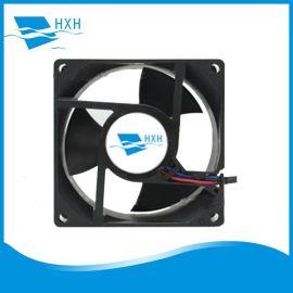 厂家直销80*80*32MM变频器直流散热风扇