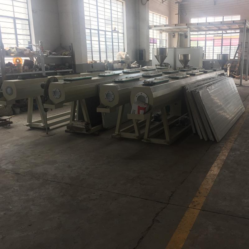 PE波紋管生產線張家港塑料管材線廠家直銷