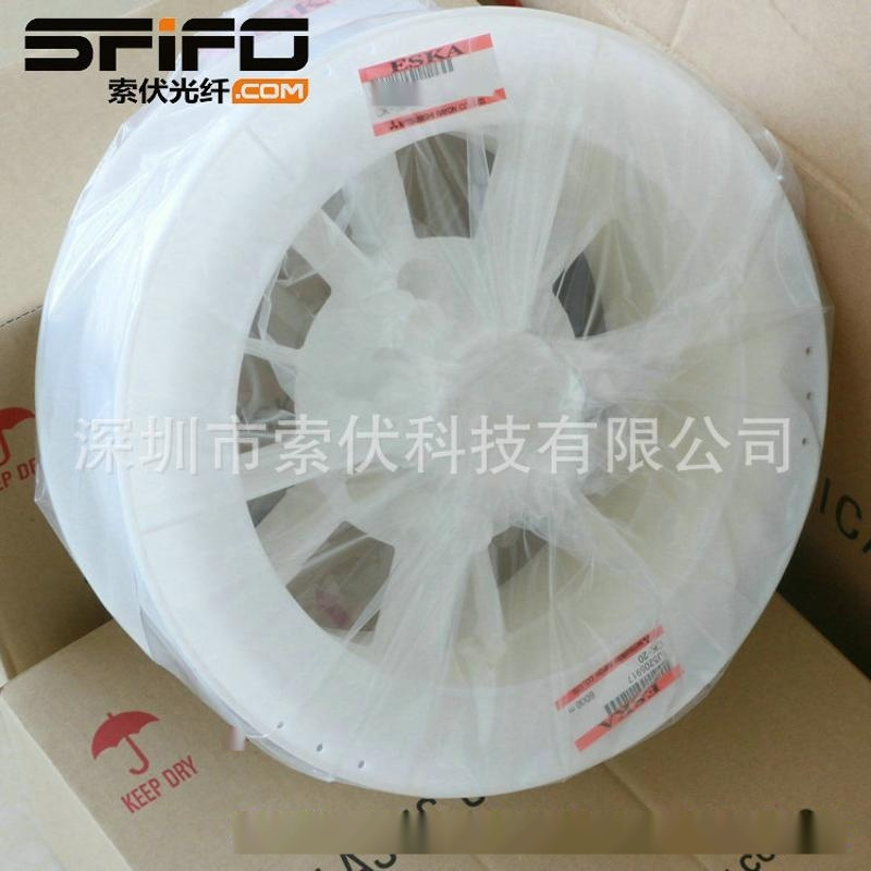 照明用POF塑料光纤 三菱Eska光缆 CK10 CK20 CK40 CK120裸光纤