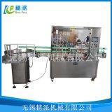 沐浴露灌装机,液体灌装机,洗瓶灌装旋盖三合一灌装机