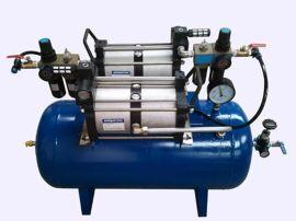压缩空气增压泵设备 管件阀门压力容器气密性检测设备赛思特