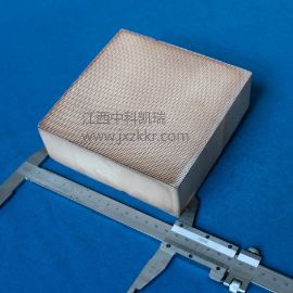 废气处理催化剂 贵金属蜂窝陶瓷催化剂 有机废气净化超90%