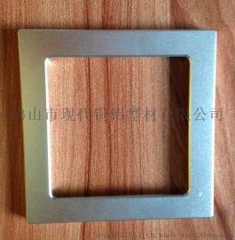 佛山生产供应支架,导轨铝材,大型异形铝型材