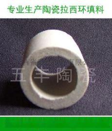 陶瓷拉西环(也称瓷质拉西环,瓷拉西环