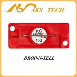 上海防震标签Drop N Tell10G振动标贴