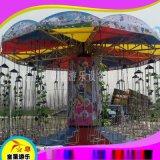 商丘童星游乐设备飞椅广场大型游乐设备厂家定做
