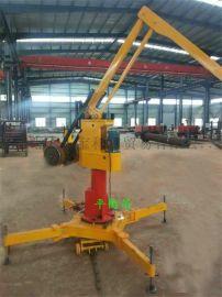 电动平衡吊 345度回转 500公斤移动式平衡吊