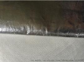 供应珠海汕头防火布   保温隔热铝箔防火布  铝箔布价格