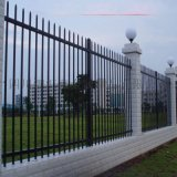 四川小區圍欄網學校圍牆鐵柵欄工廠圍 牆鐵絲網廠家