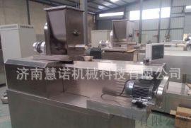 济南慧诺膨化食品机械麦香鸡生产线HN-65膨化机