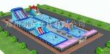 2019夏季充氣水上樂園-大型充氣水上樂園