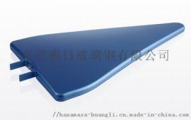 玻璃鋼楔形天線罩 東莞楔形天線罩