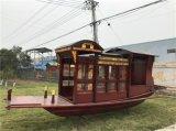 6米博物館展示紅船廠家直銷 發揚紅船精神
