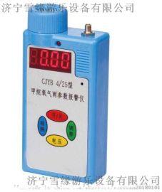 供应CJYB4/25甲烷氧气两参数报警仪