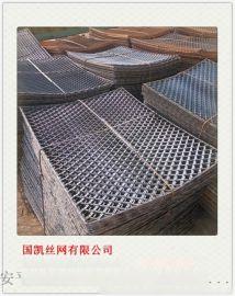 现货菱形金属板网 圈地养殖红色钢板网