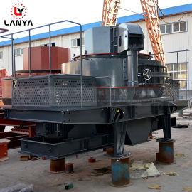 厂家供应高效冲击式石英石制沙机 数控式制砂机设备