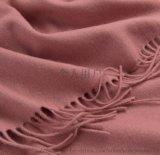 供應純色初剪羊毛圍巾