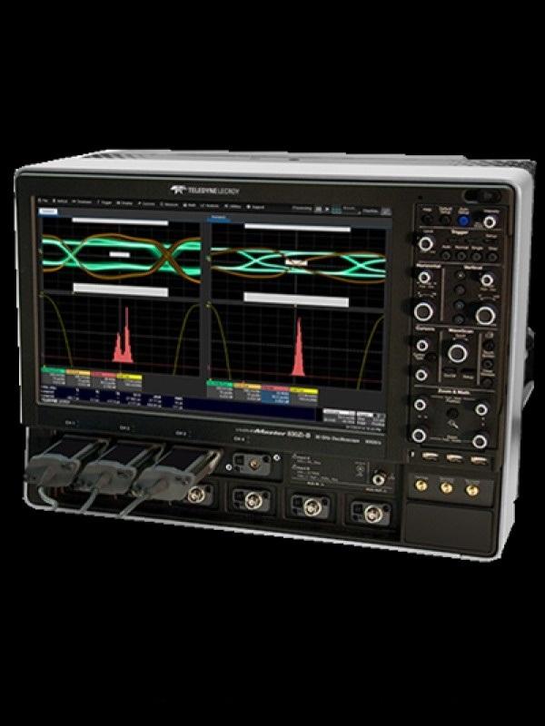 示波器的使用方法 SDA845Zi-A