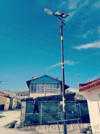 四川藏族風格太陽能路燈生產廠家