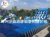 支架游泳池设备,吉林白城水上乐园夏季朝嗨皮