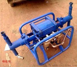 四川凉山矿用气动注浆泵视频图片