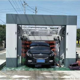 设备一键启动洗车机移动式电脑创新式全自动洗车