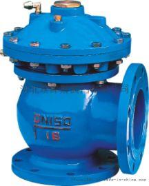 河北埃库斯JM744X膜片液压/气动快开关排泥阀
