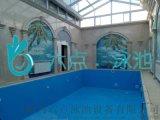 泳池漏水該怎樣選擇合適的防水膠膜?