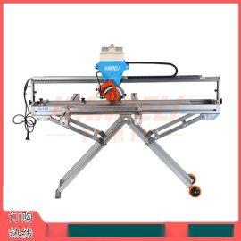 全自动陶瓷切割机 多功能台式45度瓷砖倒角机