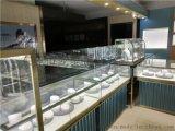 木制烤漆珠宝展示柜