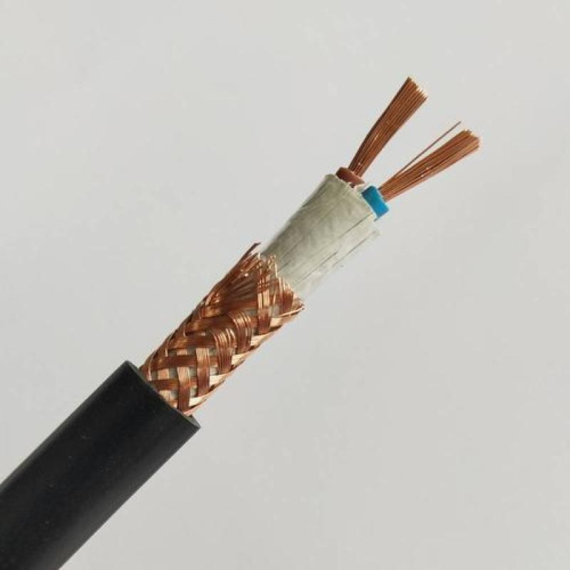 KYJVRP编织屏蔽控制软电缆