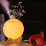 大容量3D月球灯 加湿器小夜灯 EG-005