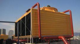 方形横流式玻璃钢冷却塔 HBLD节能低噪声冷却塔