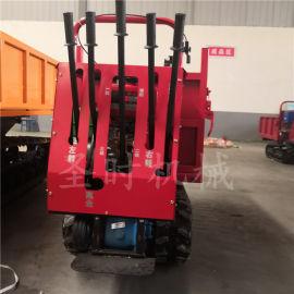 多功能履带运输车厂家 适合各种地形履带车小型运输车