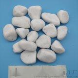 榆林2-3 3-5厘米纯白鹅卵石永顺多少钱供应