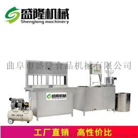 襄阳全自动豆腐机 小型无渣豆腐机