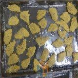 自动竹签鱼排上浆机 鱼排上糠机 鱼块上浆上糠生产线