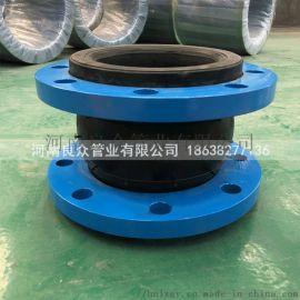 大口径耐磨dn2600可曲挠橡胶软接头
