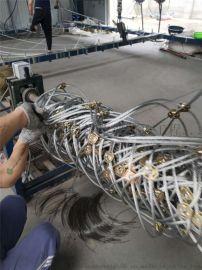 钢丝绳边坡厂家直销 钢丝绳边坡防护网 钢丝绳防护网