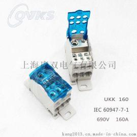 康双生产单极分线盒-UKK系列分线盒