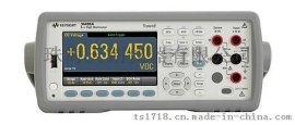 Keysight Truevolt34460A數位萬用表,Agilent安捷倫萬用表,珠海萬用表