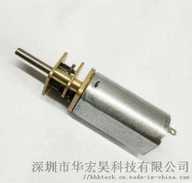 13GA -050直流减速电机 电动卷发器电机