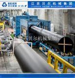 江苏贝尔机械--630-1200PE给水管生产线