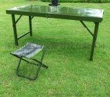 野戰會議桌 野戰作業作訓桌椅參數圖片