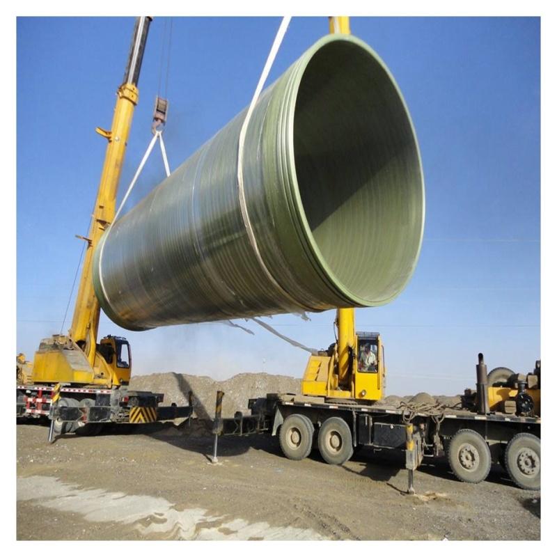 地埋式300排污管管道稳定性强