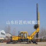 15米轮式旋挖钻机桩工机械打桩打孔设备