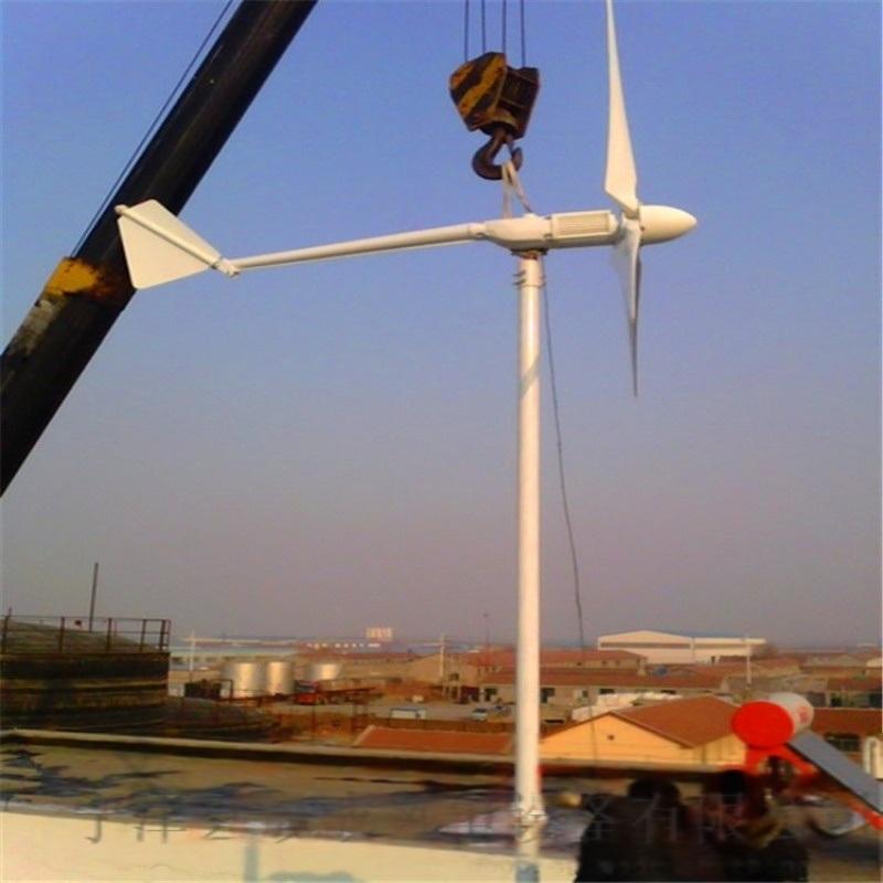 厂家直销10千瓦专业风力发电机中型发电设备