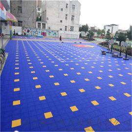 新鄉懸浮地板廠家安裝施工劃線籃球場拼裝地板多少錢