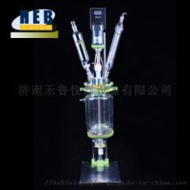 HEB-1L双层玻璃反应釜